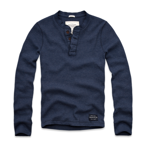 Mens Feldspar Brook Henley