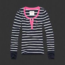 Womens Katrina Sleep Henley