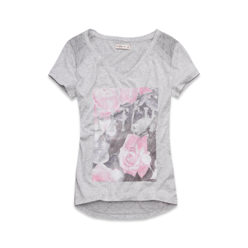 Tops Alyssa Tee