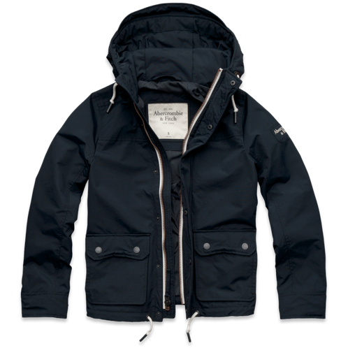 Mens Bear Run Jacket