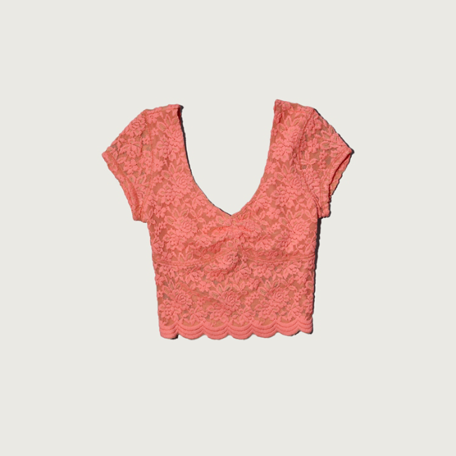Elaine Cropped Top Elaine Cropped Top