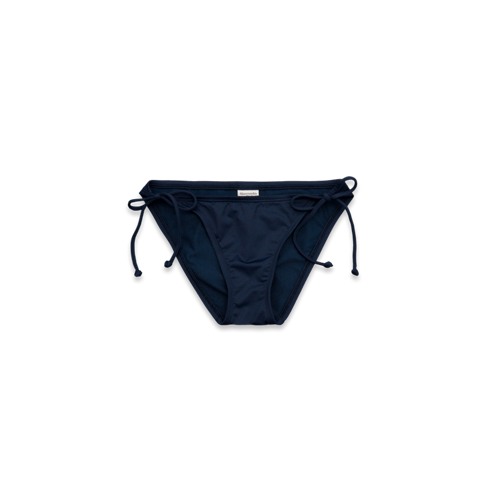 Womens Side-Tie Swim Bottom