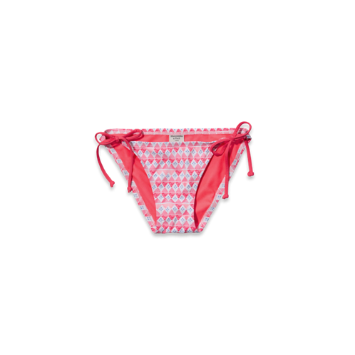 Womens Printed Swim Bottom