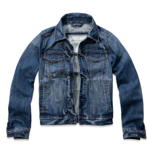 Mens Haystack Mountain Denim Jacket
