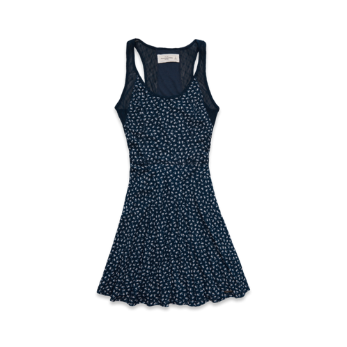 Womens Audrey Skater Dress