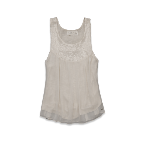 Womens Clara Shine Top