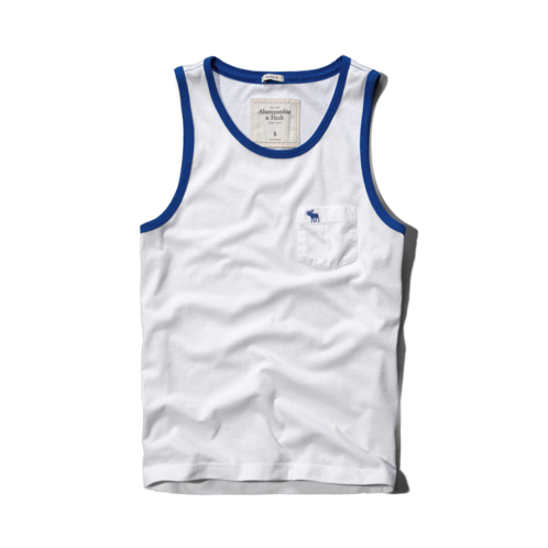 Mens Elk Lake Tank
