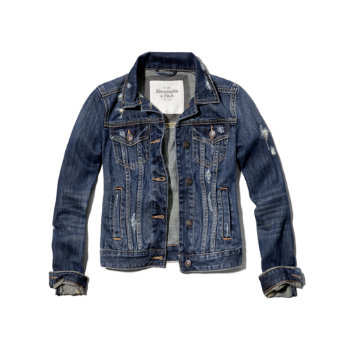 Womens Caily Denim Jacket