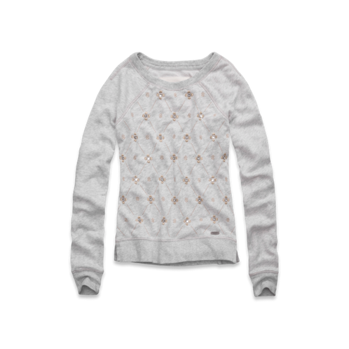 Womens Natasha Shine Sweatshirt
