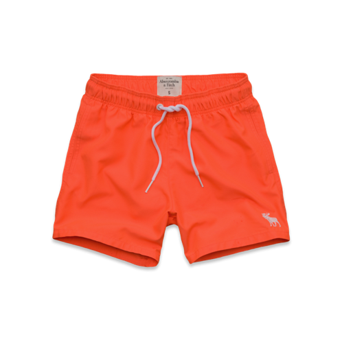 Mens Buck Pond Swim Shorts