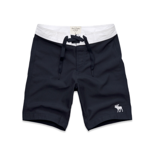 A&F Classic Fit Swim Shorts A&F Classic Fit Swim Shorts