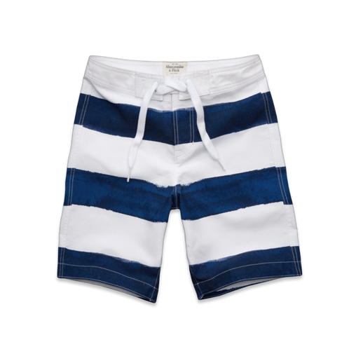 Mens Baxter Mountain Swim Shorts