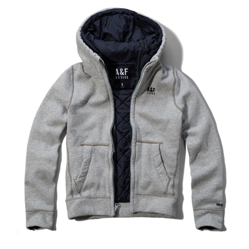 Tops Adams Mountain Hoodie