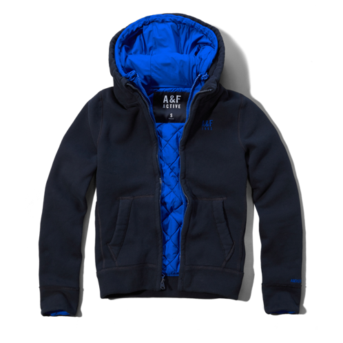 Mens Adams Mountain Hoodie