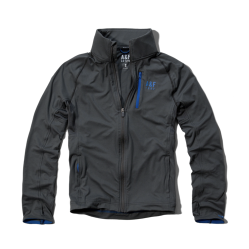 Featured Items A&F Active Full-Zip Jacket