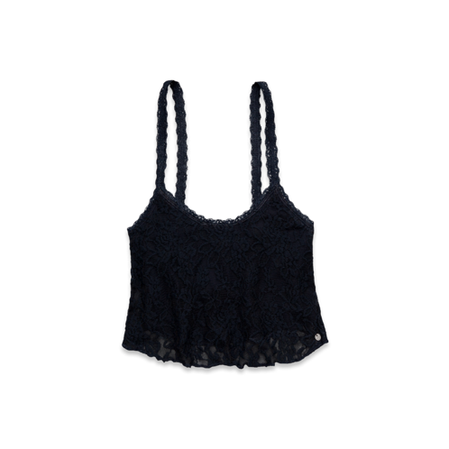 Womens Blair Cropped Top