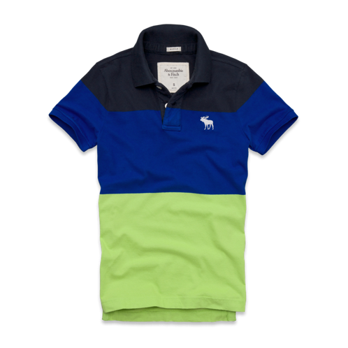 Mens Hough Peak Polo