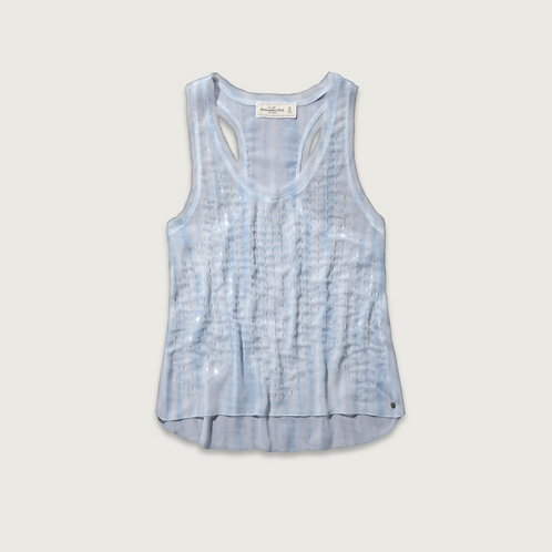 Womens Belle Shine Tank