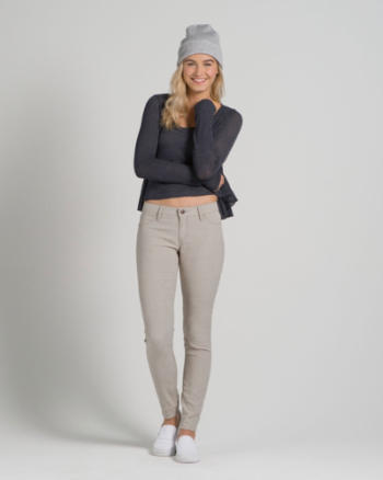 Womens A&F Sydney Mid Rise Jeggings