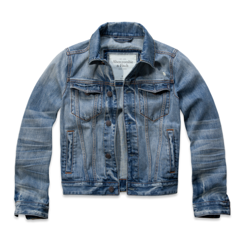 Mens Emmons Mountain Denim Jacket