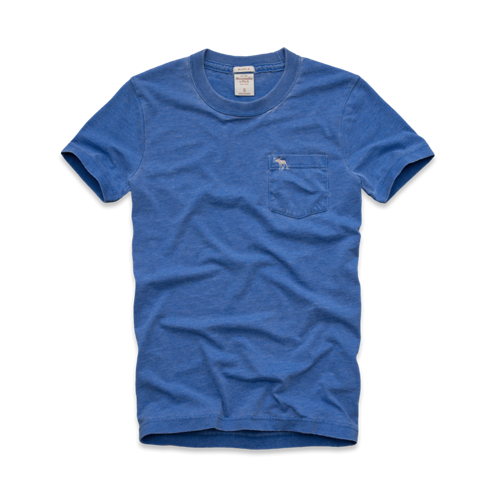 Tops Owen Pond Burnout Tee