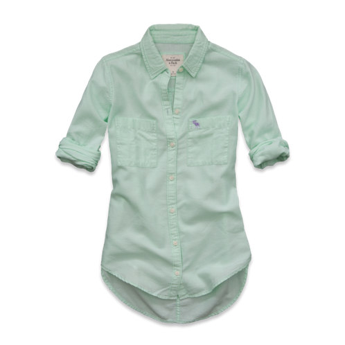 Womens Jordan Oxford Shirt