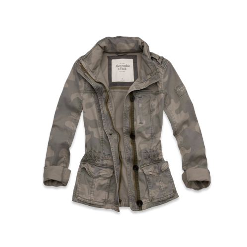 Womens Vivian Shirt Jacket