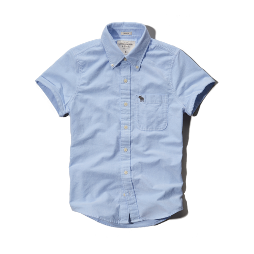 Mens Gray Peak Shirt