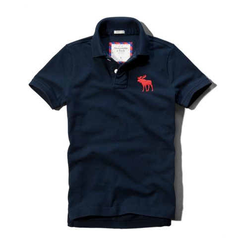 Mens Blake Peak Polo
