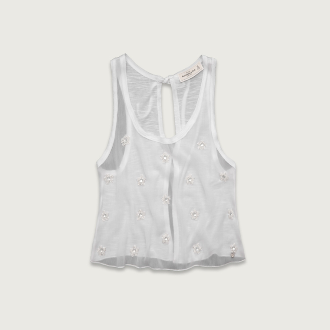 Womens Carissa Shine Top