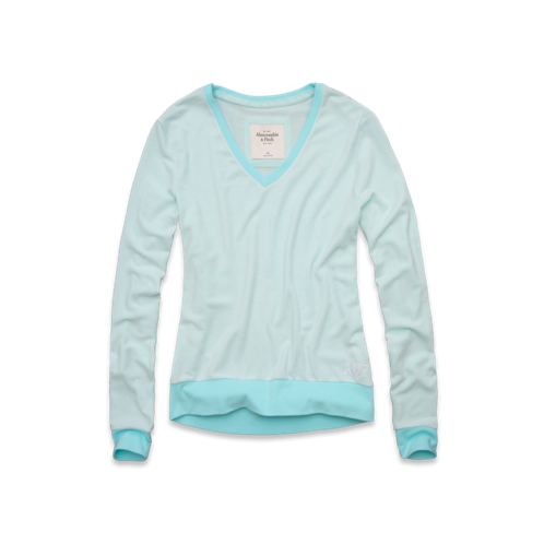 Womens Bella Drapey Sweatshirt