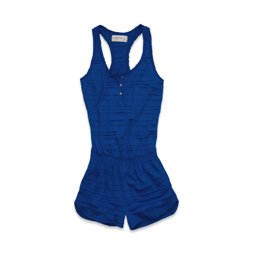 Womens Jessa Knit Romper