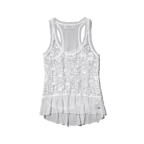 Womens Eve Shine Tank