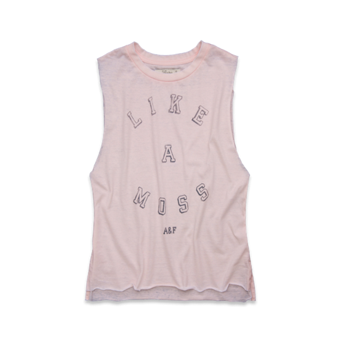 Womens Alicia Sleeveless Tee