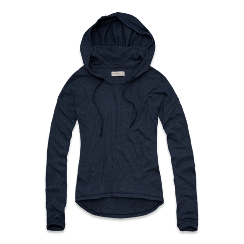 Womens Megan Hooded Tee