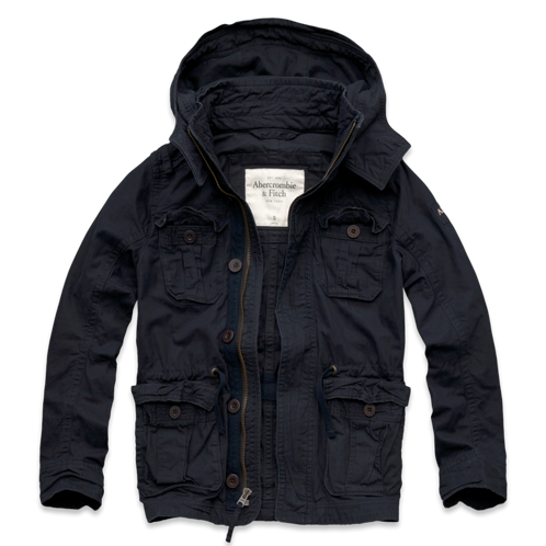 Mens Ampersand Mountain Parka