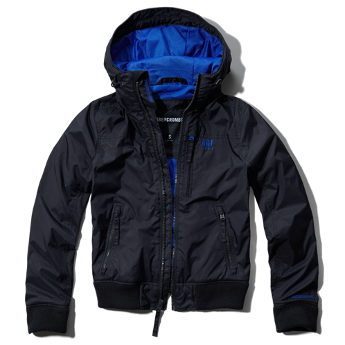Mens Wallface Mountain Jacket