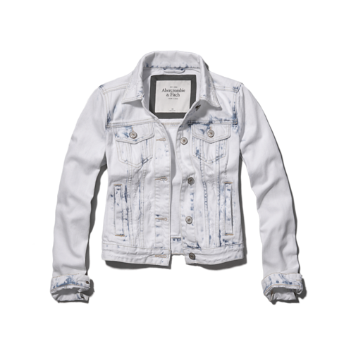 Womens Annabel Denim Jacket