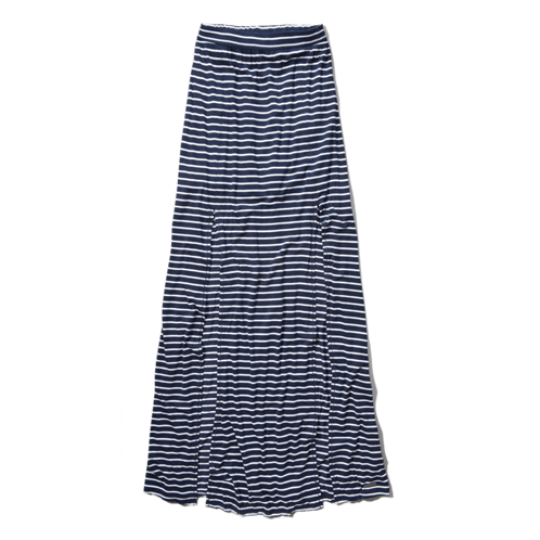 Womens Madeline Maxi Skirt