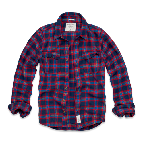 Lake Harris Flannel Shirt