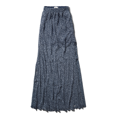 Womens Bridget Maxi Skirt