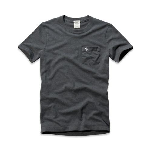 Mens Boulder Brook Crew Tee