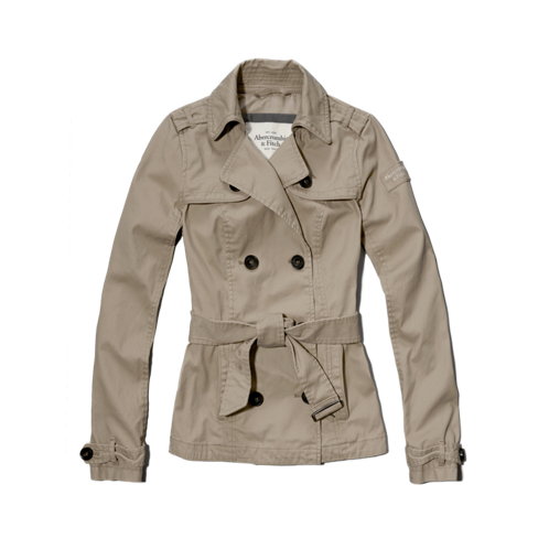 Womens Ainsley Trench Coat