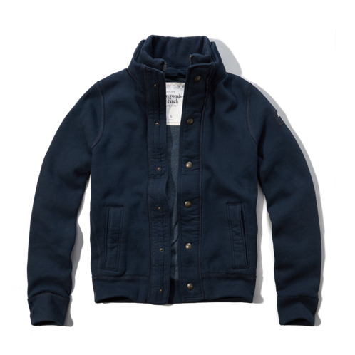 Tops Owen Pond Sweatshirt Jacket