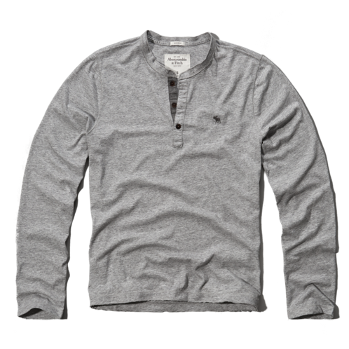 Tops MacNaughton Mountain Henley