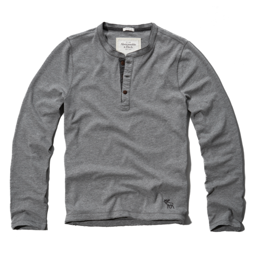 Mens MacNaughton Mountain Henley