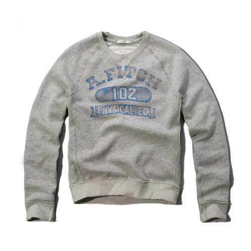 Tops Haystack Mountain Sweatshirt