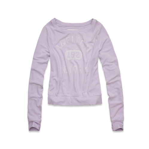 Tops Kelly Drapey Sweatshirt