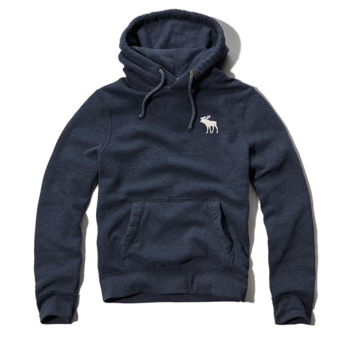 Mens Blue Mountain Hoodie