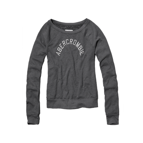Womens Gwyneth Drapey Sweatshirt